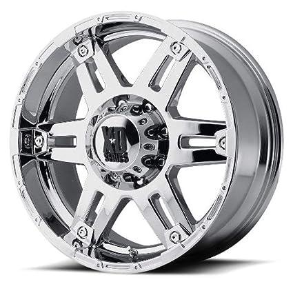 Xd Spy Wheels 17X9 6 Lug Chevy Toyota Gmc Chrome Wheelpros Rons Rims