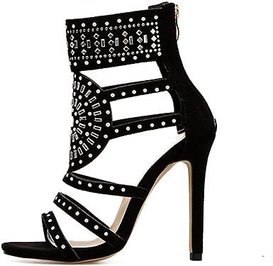 Ghazzi Women Pumps Fashion Rhinestones