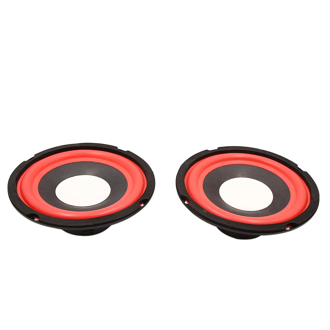 uxcell 2pcs 12V 6 Inches 105db Motorcycle Speaker Horn Audio Power Loud Dome Tweeter