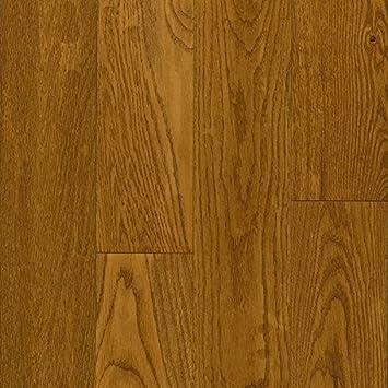 Armstrong SAS502 American Scrape Solid Hardwood Flooring, 5u0026quot;, Gunstock  Oak