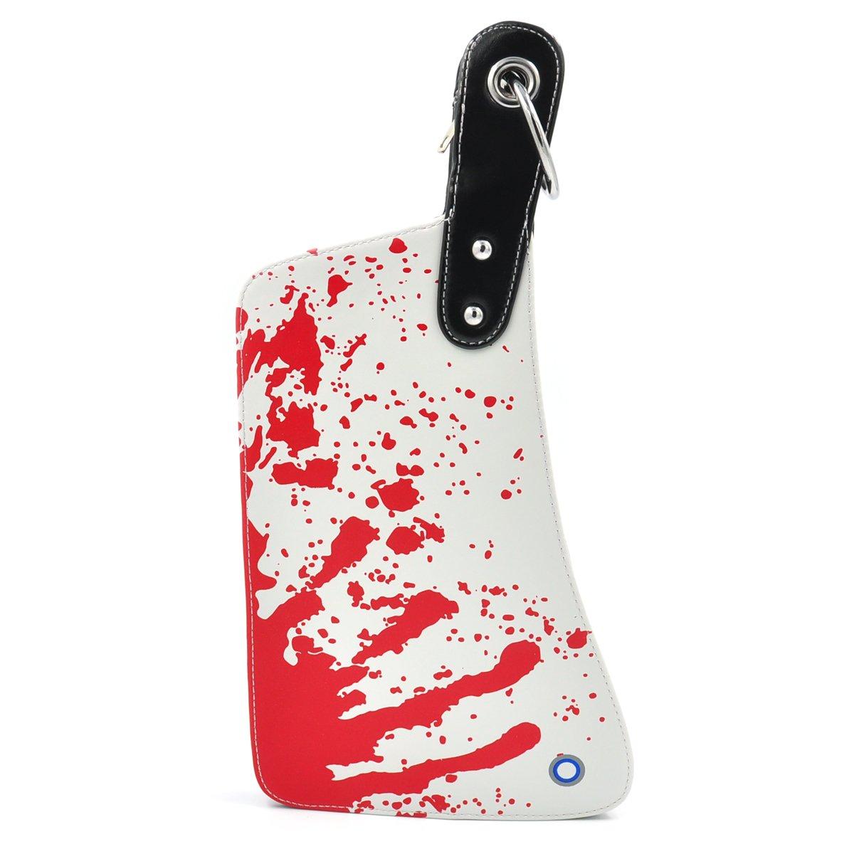 CoolChange Party Handtasche blutiges Fleischerbeil Clutch