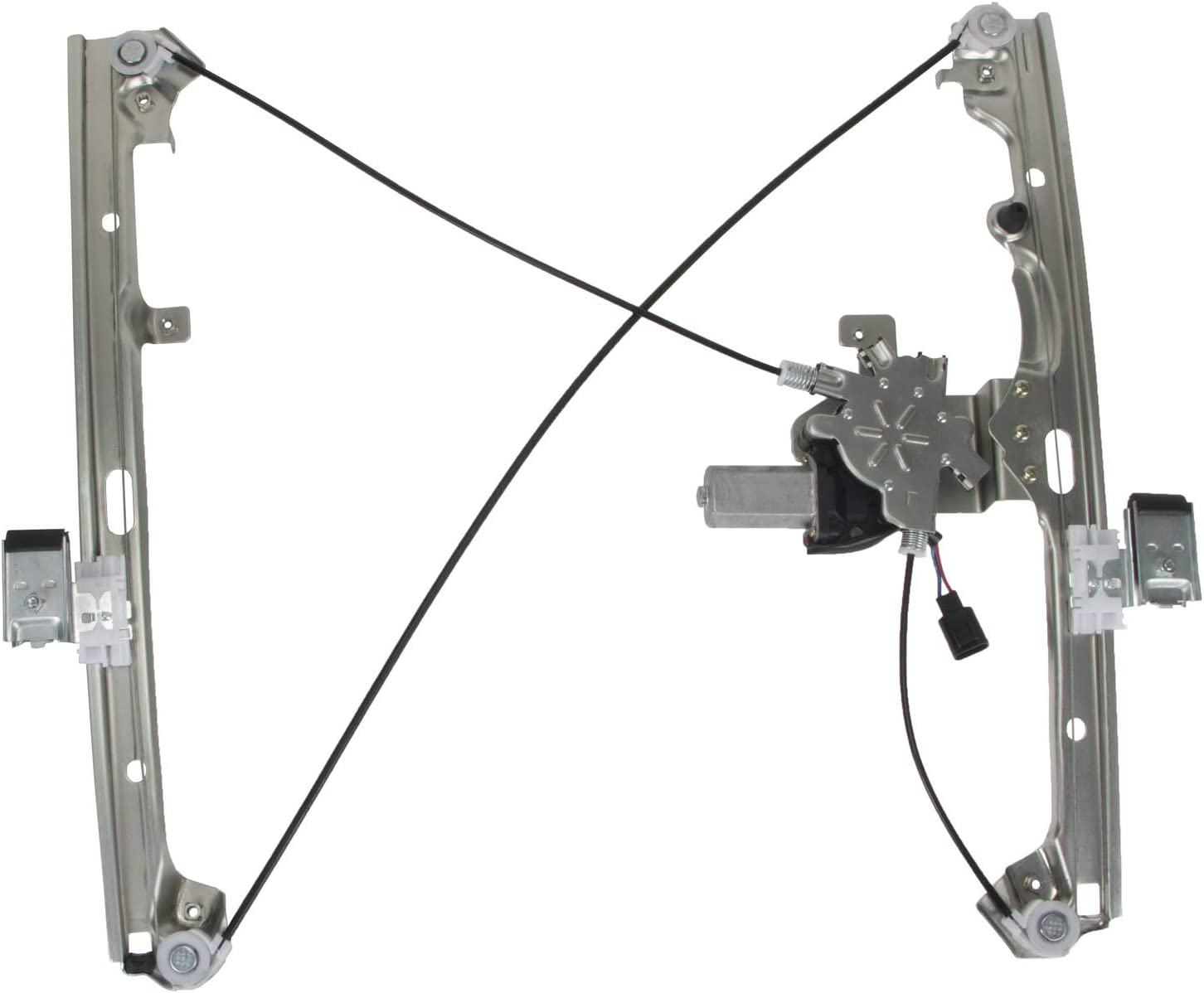ACDelco 11A104 Professional Front Passenger Side Power Window Regulator with Motor