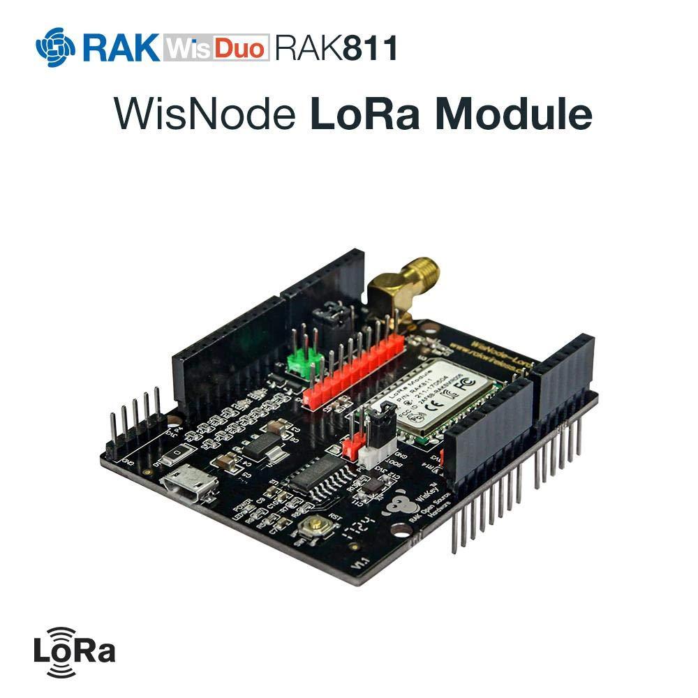 Amazon com: RAKWireless WisNode LoRa Open Source Module