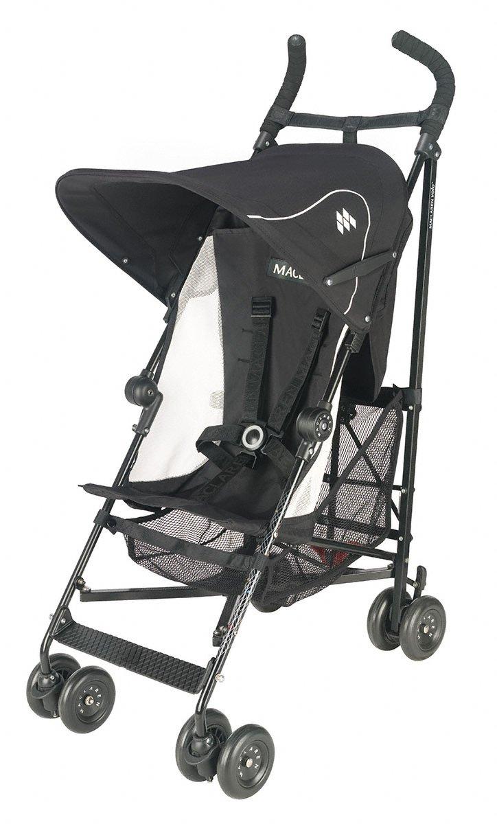 Amazon.com : Maclaren Volo Stroller, Black (Discontinued by Manufacturer)  (Discontinued by Manufacturer) : Lightweight Strollers : Baby
