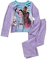 Star Wars Girls Rey Purple Pajama Sleepwear 2 Piece Set