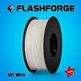 FLASHFORGE 3Dプリンター CreatorPro クリエイタープロ 専用 ABS フィラメント 【日本正規代理店】 (ホワイト)