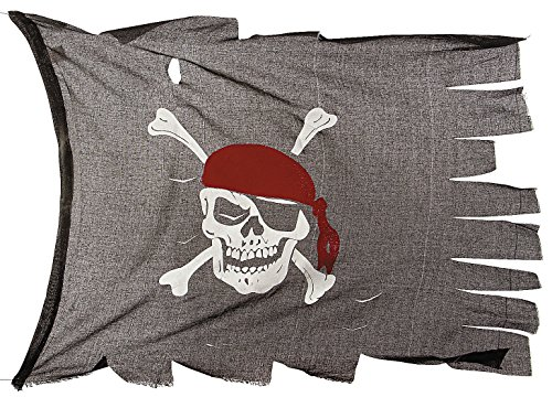 Pirate Decoration Creepy Ragged Cloth