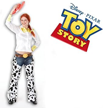 Disney Toy Story Jessie Costume Large 16-18 (disfraz): Amazon.es ...