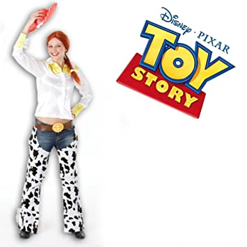 Disney Toy Story Jessie Costume Large 16-18 (disfraz)  Amazon.es ... 1abcd42e67c