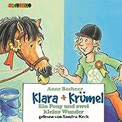 Ein Pony und zwei kleine Wunder (Klara + Krümel)   Anne Bachner