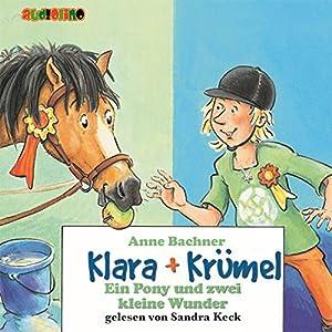 Ein Pony und zwei kleine Wunder (Klara + Krümel) Hörbuch