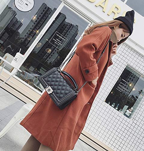 moda tracolla Maerye colore Stati singola Uniti borsa Europa puro e A catena HTI8H