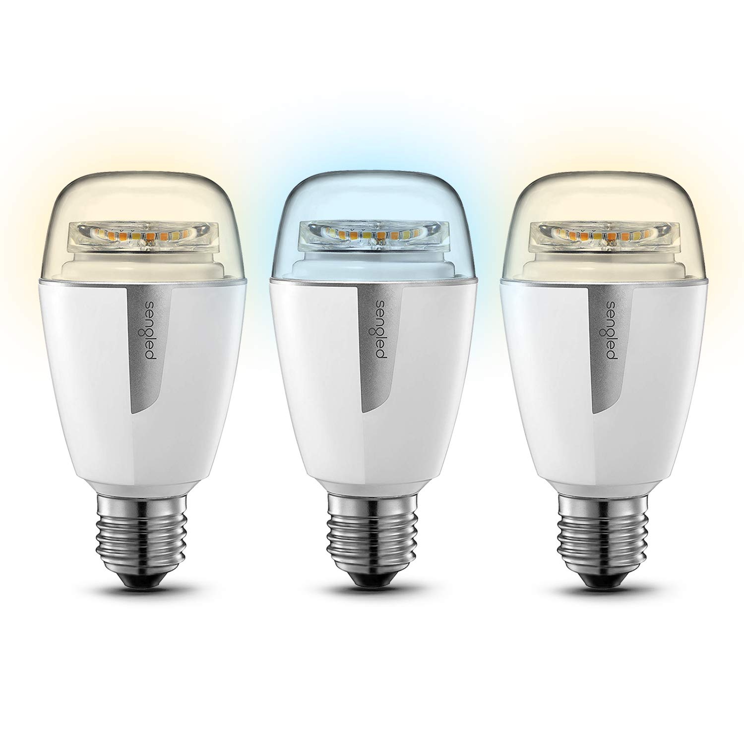 Sengled Element Plus Smart Led Light Bulb Hub Required A19 Parallel Circuit And The Lightbulbs Will Not If Switch Does Dimmable Tunable White 2700 6500k 60w Equivalent Works Alexa Echo Smartthings