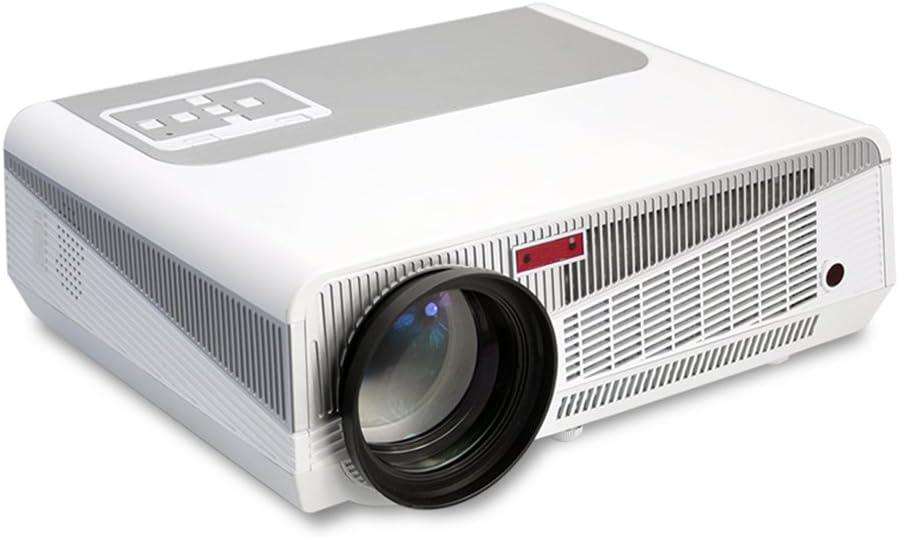 LED 86 + 5,8 pulgadas LCD Lampara proyector HD ideal para ...