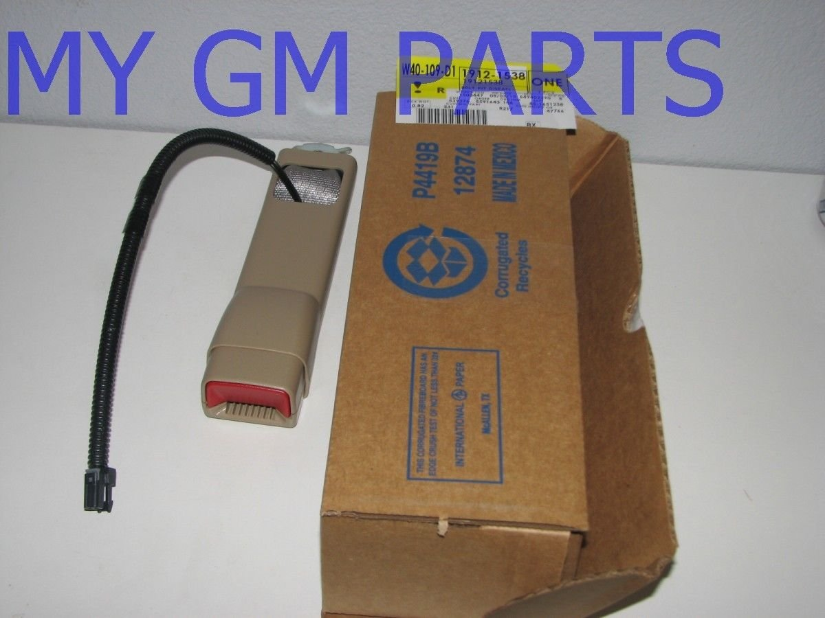 General Motors, Belt Kit, 19121538 GM