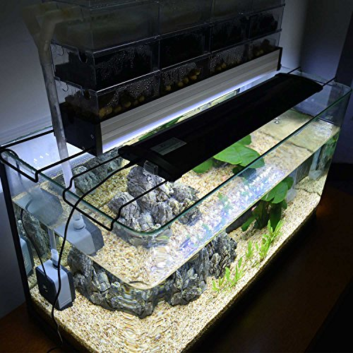 AE-SHOP Aquarium Hood Lighting Fish Tank Light For