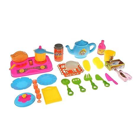 Sconosciuto Cucina Giocattolo Per Bambini Set di Accessori da ...