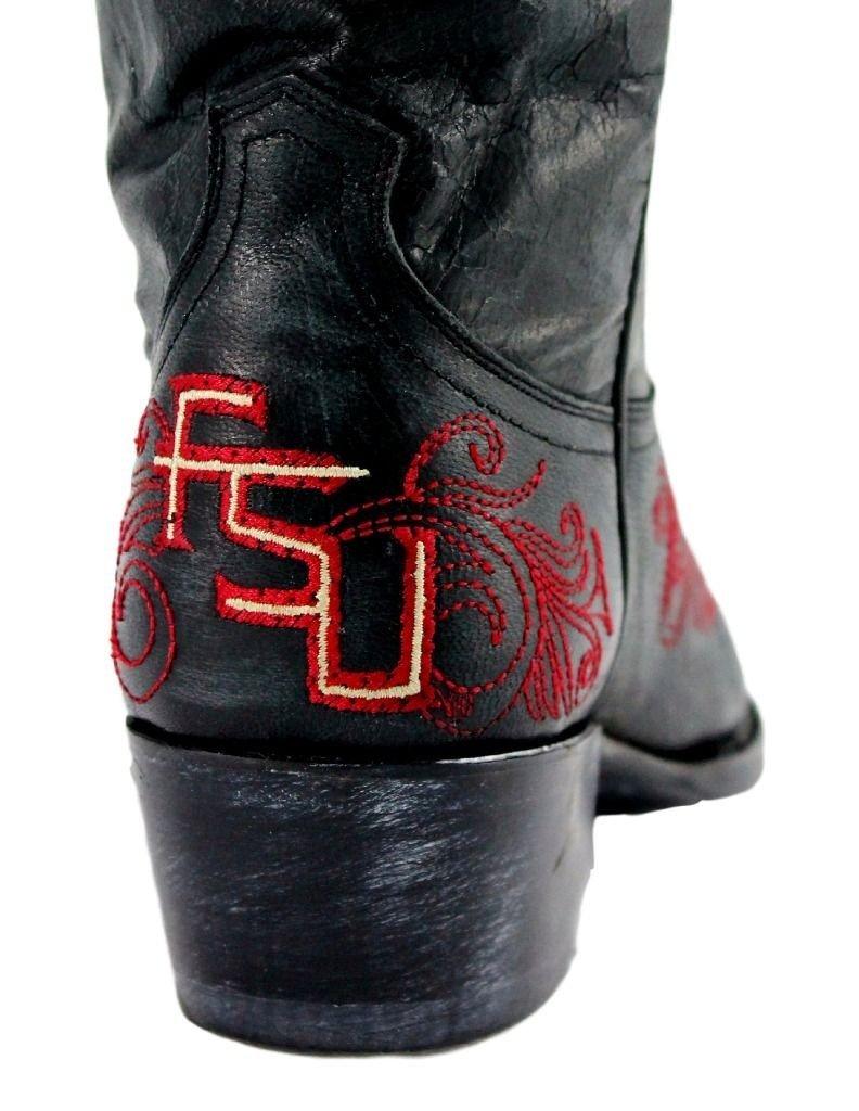 Gameday Boots NCAA Womens Ladies 13 Inch Florida State University FSU-L324-1-P