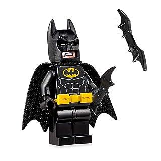 The LEGO Batman Movie Minifigure - Batman with Utility Belt (Limited Edition Foil Pack) 211701