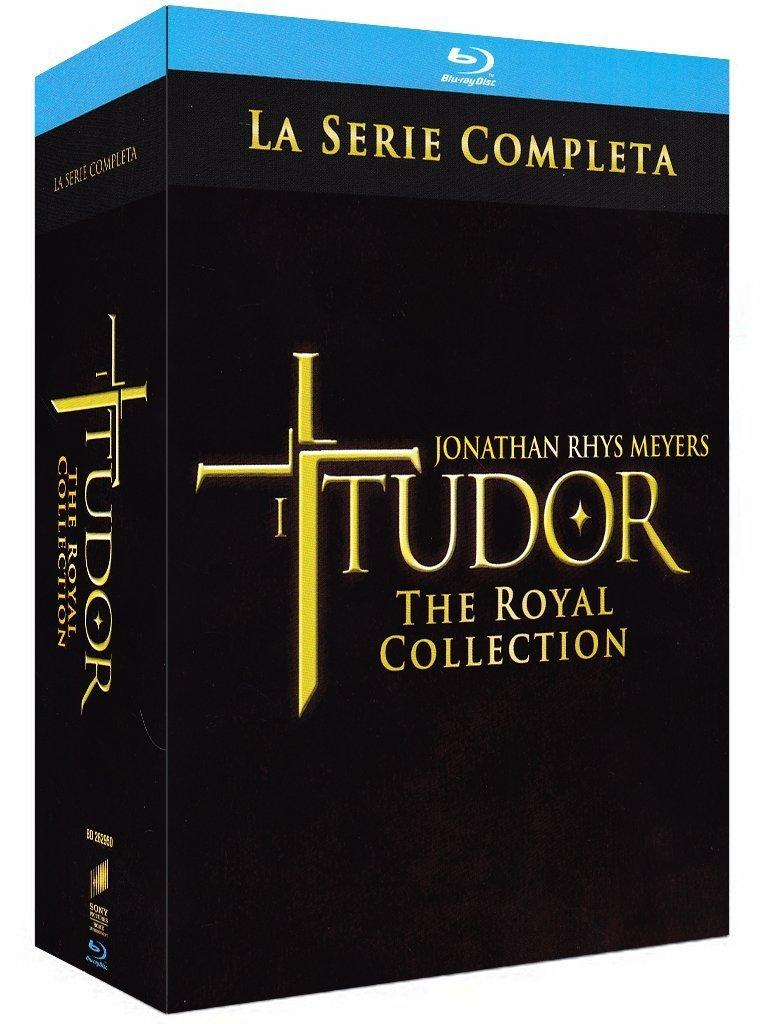 tudors cofanetto   Tudor - Royal Collection (Cofanetto - 11 Blu-Ray ...