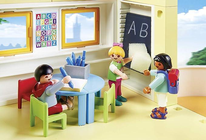Amazon.com: Playmobil Sunshine Preschool Set: Toys & Games