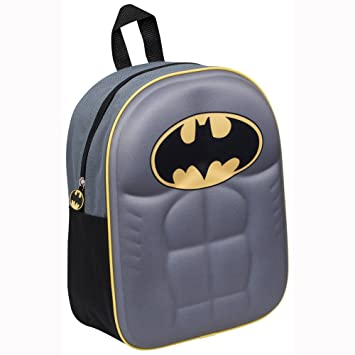 fc47d0ebf0 Batman 3D Junior Backpack  Amazon.co.uk  Sports   Outdoors
