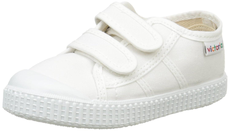 Victoria Basket Lona Dos Velcros, Zapatillas Unisex Niños: Amazon.es: Zapatos y complementos