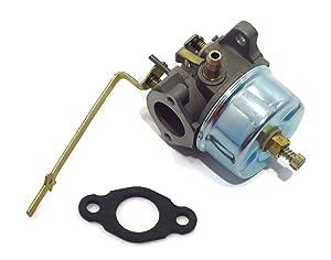 The ROP Shop Carburetor for Tecumseh Craftsman Troy Bilt Tiller Edger Generator 3 3.5 5 HP