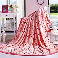 Light Weight Blankets 100% Fleece Queen 200x230cm