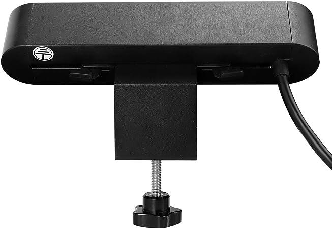 Enchufe de escritorio USB multifuncional Abrazadera de mesa ...