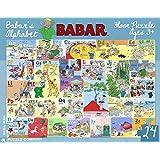 Babars Alphabet 24 Piece Floor Puzzle