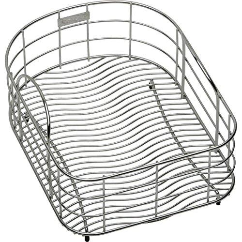Stainless Steel Rinsing Basket - Elkay LKWRB1115SS Stainless Steel Rinsing Basket