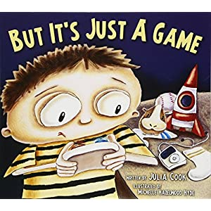 But It's Just A Game Paperback – August 25, 2013