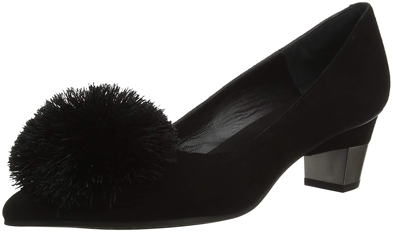 TALLA 37 EU. Pedro MIRALLES 24660, Zapatos de Tacón con Punta Cerrada para Mujer