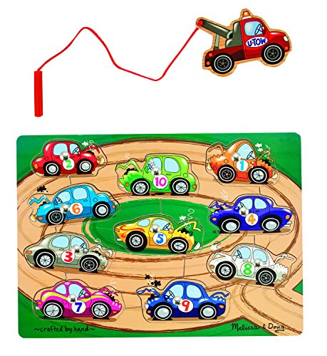 LCI3777 - MAGNETIC GAME PUZZLES TOW-AWAY ZONE