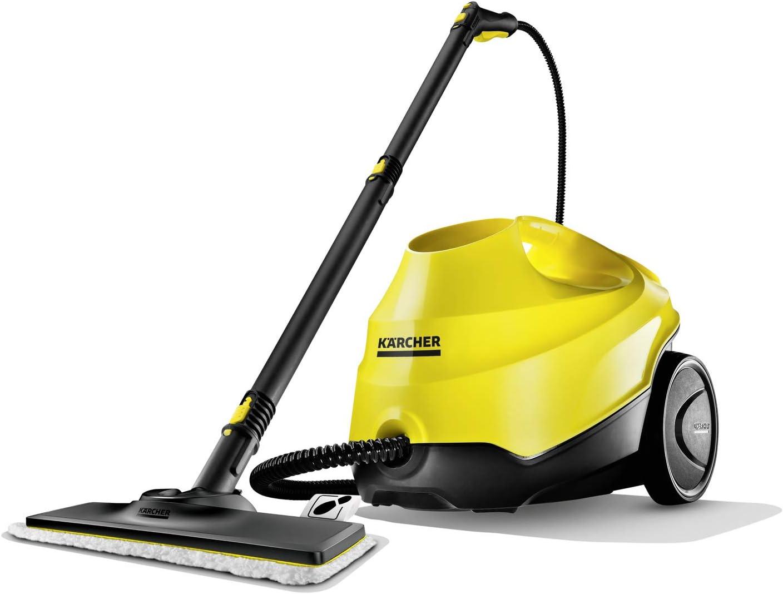 Karcher SC 3 EasyFix Steam Cleaner, Yellow