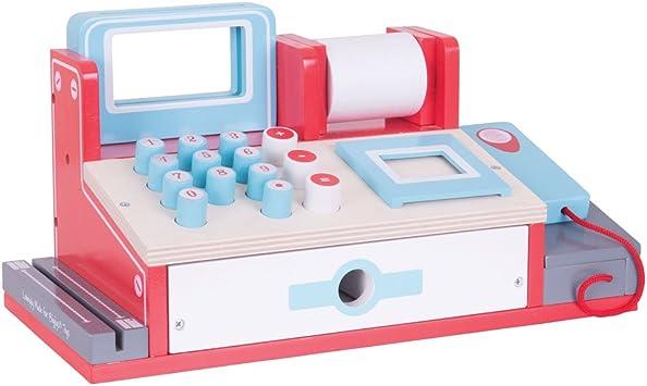 Bigjigs Toys Caja Registradora: Amazon.es: Juguetes y juegos
