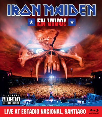 Blu-ray : Iron Maiden - En Vivo! [Explicit Content] (2 Disc)
