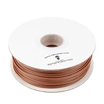 SainSmart importados oscuro marrón madera filamento 1 kg/2.2lb ...