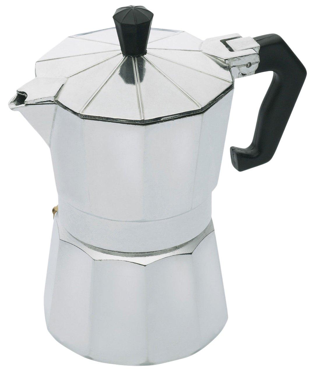 120ml Le'xpress Italian Style Three Cup Espresso Coffee Maker