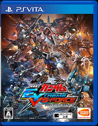 Mobile Suit Gundam EXTREME VS-FORCE / Japan imported / PSVita by Bandai