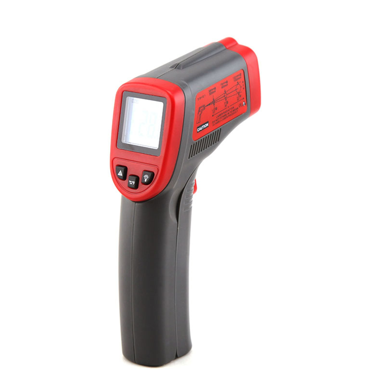 Nicety(R) IR Infrared Thermometer Gun w. Laser Guide ST-380 Non Contact Temperature Measurement Gun w. Laser Guide by Nicety(R) (Image #1)