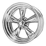 "American Racing Hot Rod Torq Thrust II VN515 Polished Wheel (16x7""/5x114.3mm)"