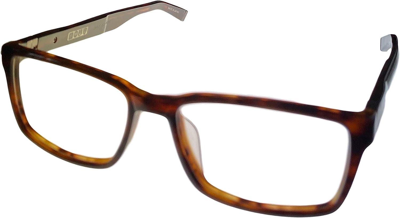 53//16//145 V364 UF Black Tortoise John Varvatos Rx Eyeglasses