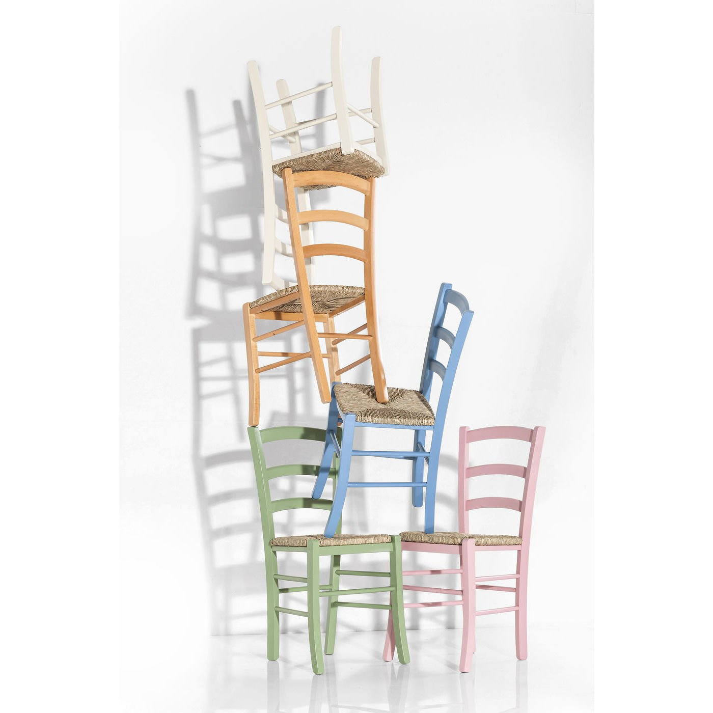 Stuhl Hellas Pastell Grün Amazonde Küche Haushalt