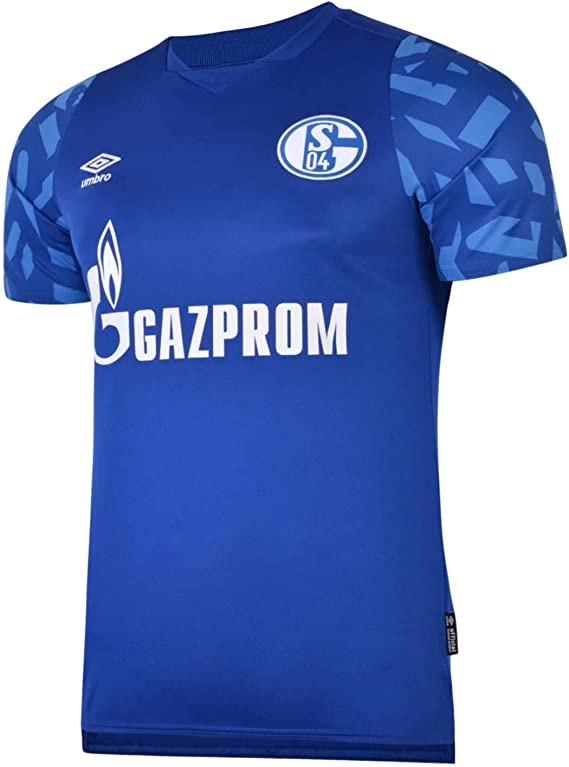 FC Schalke 04 Away SS in Jersey Uomo Umbro