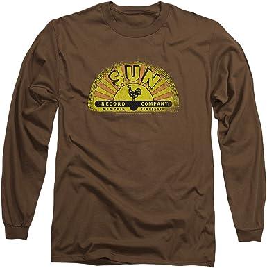 Sun Rocking Rooster Adult Work Shirt