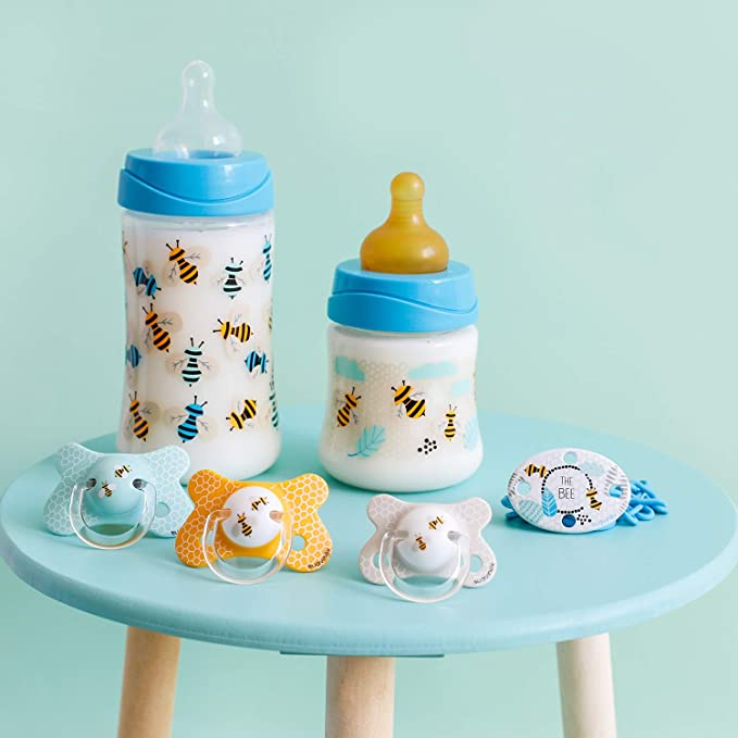 Suavinex - Chupete para bebés -2/4 meses. con tetina ...
