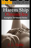 Harem Ship Chronicles MEGA BUNDLE: Complete 12-Volume Series