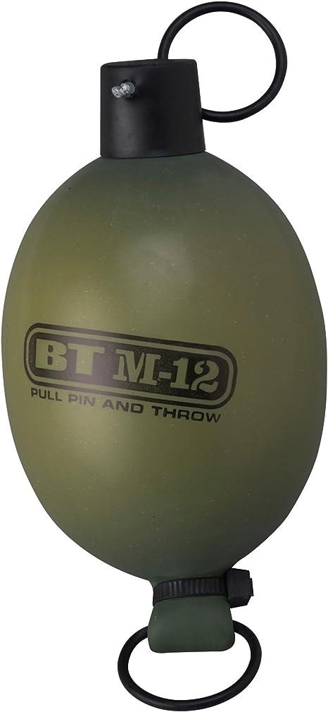 Empire Paintball BT M-12 Granada de pintura, color verde: Amazon ...